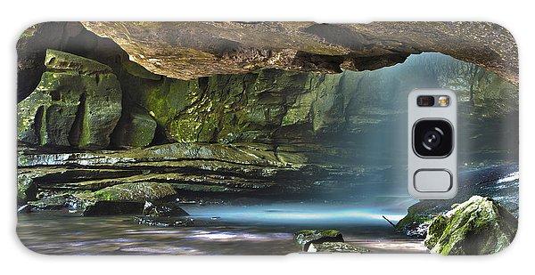 Lost Creek Falls Galaxy Case