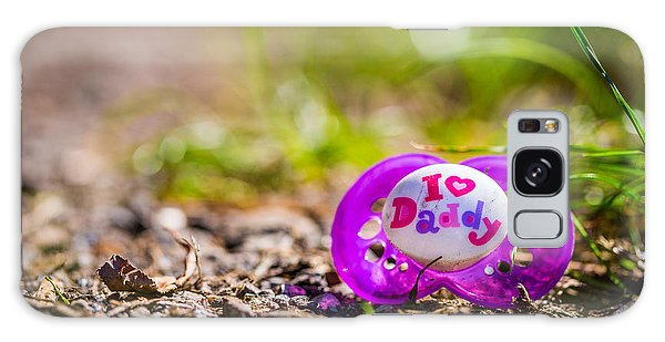 Lost Pacifier. Galaxy Case