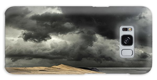 Sand Dunes Galaxy Case - Lost Paradise by Gilbert Claes