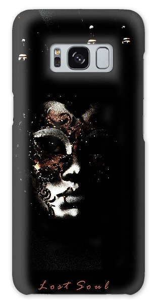 Galaxy Case featuring the photograph Lost Soul  by Gerlinde Keating - Galleria GK Keating Associates Inc