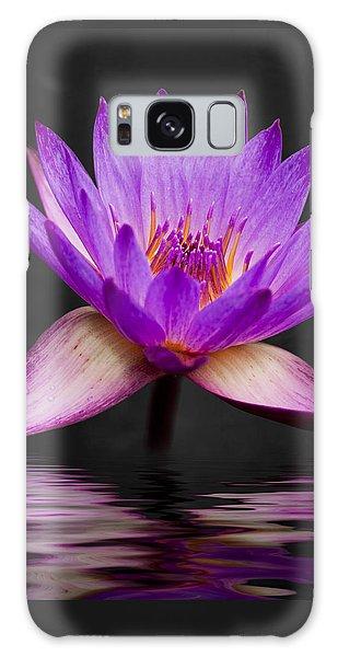 Lotus Galaxy Case by Adam Romanowicz