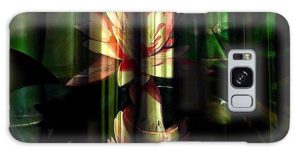 Lotus Bamboo  Galaxy Case