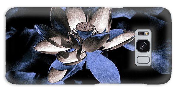Lotus By Night Galaxy Case