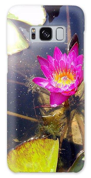 Lotus Day Galaxy Case