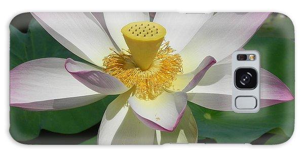 Lotus Flower Galaxy Case by Chrisann Ellis