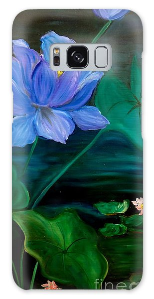 Lotus Galaxy Case by Jenny Lee