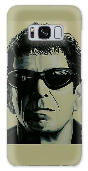 Lou Reed Painting Galaxy Case by Paul Meijering