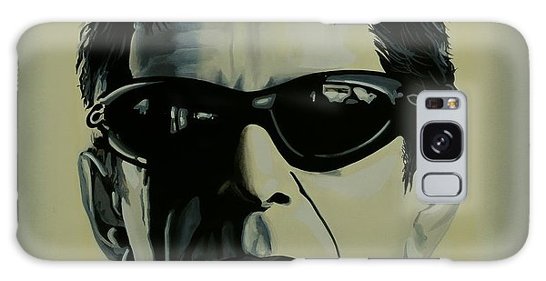 Cd Galaxy Case - Lou Reed Painting by Paul Meijering