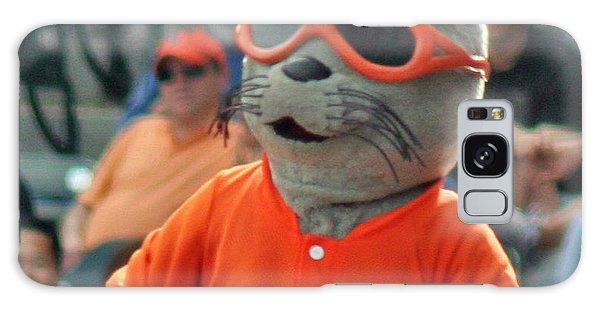 Lou Seal San Francisco Giants Mascot Galaxy Case