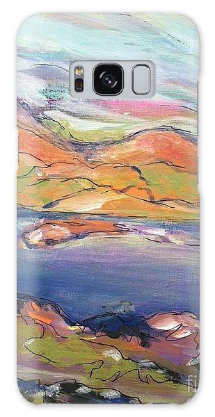 Loughrigg Fell Lake District Galaxy Case