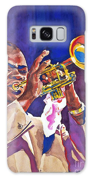 Louis Satchmo Armstrong Galaxy Case