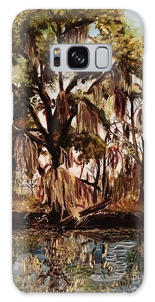 Louisiana Bayou Galaxy Case