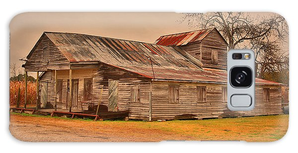 Louisiana Cajun Grocery Store Galaxy Case by Ronald Olivier