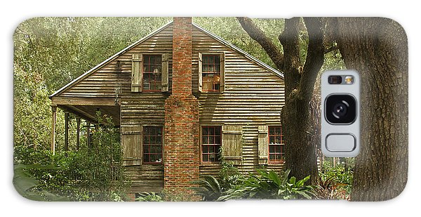 Louisiana Cajun Home Galaxy Case by Ronald Olivier