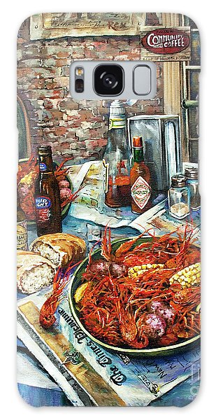 Food And Beverage Galaxy Case - Louisiana Saturday Night by Dianne Parks