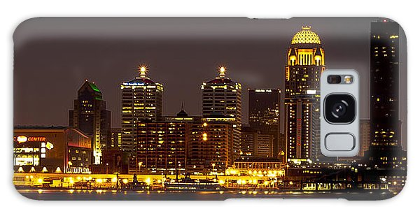 Louisville Skyline Galaxy Case