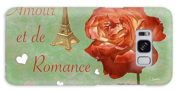 Love And Romance Galaxy Case