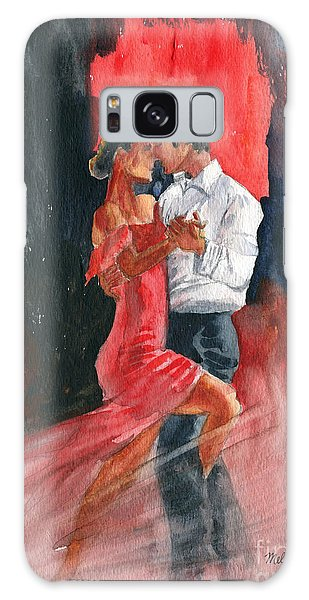 Tango Galaxy Case - Love And Tango by Melly Terpening