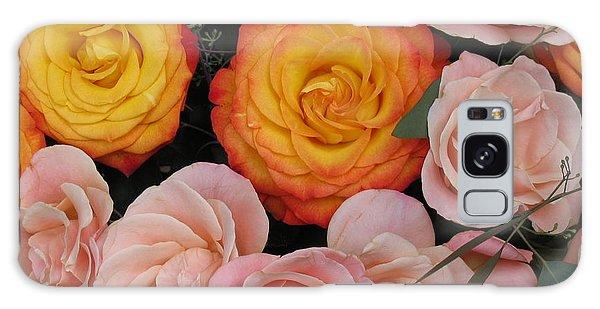 Love Bouquet Galaxy Case
