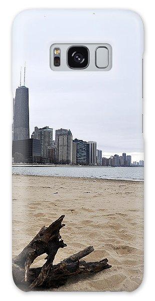 Love Chicago Galaxy Case by Verana Stark
