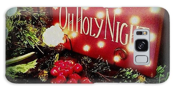 Holiday Galaxy Case - Love Christmas! #christmas #phonto by Teresa Mucha