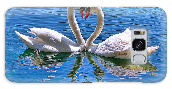 Love For Lauren On Lake Eola By Diana Sainz Galaxy Case