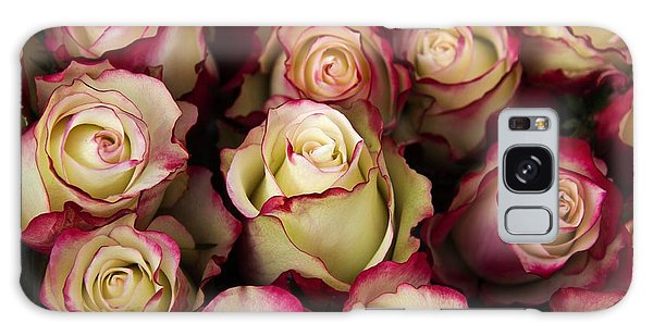 Love Is A Rose IIi Galaxy Case