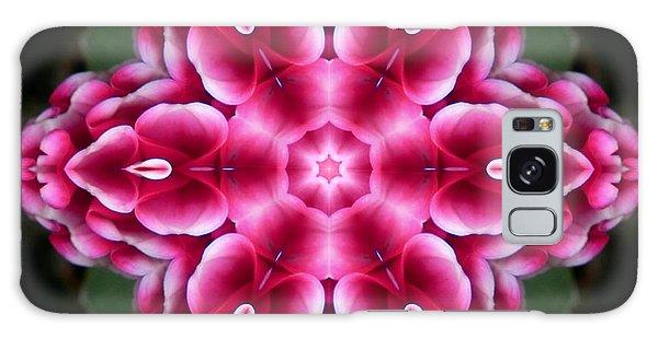 Love Is Divine Mandala Galaxy Case