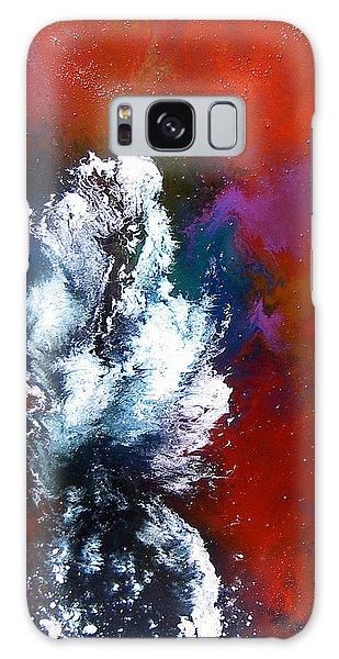 Love Galaxy Case by Min Zou