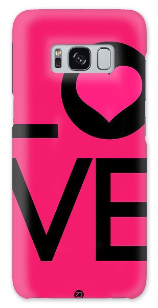 Motivational Galaxy Case - Love Poster 5 by Naxart Studio
