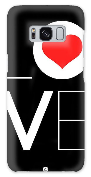 Heart Galaxy Case - Love  Poster 7 by Naxart Studio