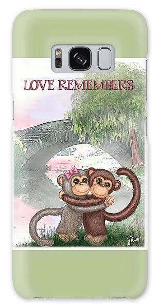 Love Remembers Galaxy Case