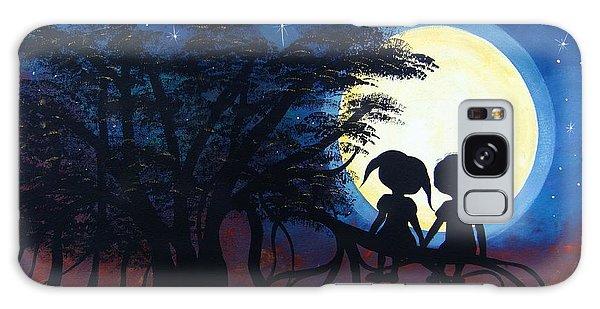 Love Under The Banyan Tree Galaxy Case