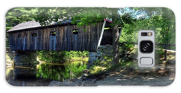 Lovejoy Covered Bridge Galaxy Case