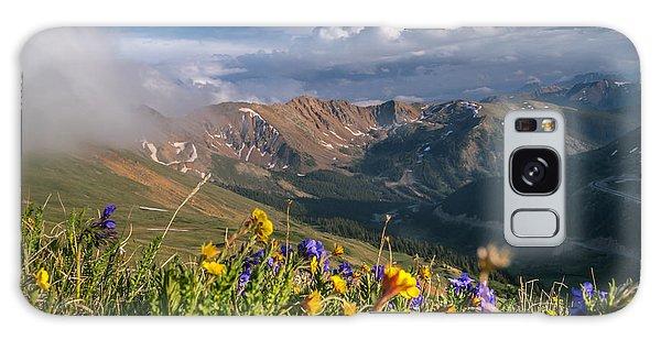 Loveland Pass Summer Galaxy Case by Michael J Bauer