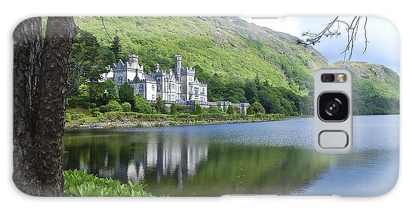 Lovely Kylemore Abbey Galaxy Case
