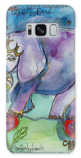 Lovely Little Elephant2 Galaxy Case