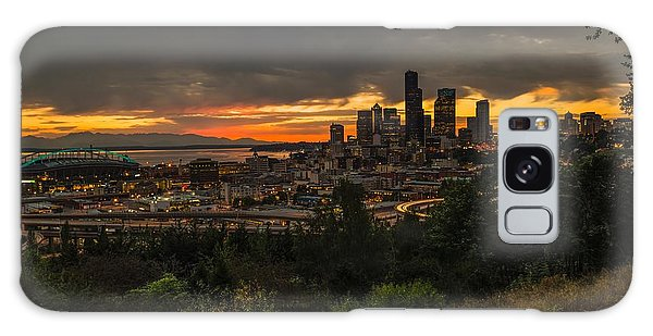 Lovely Seattle Galaxy Case
