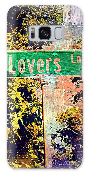 Lovers Lane Galaxy Case