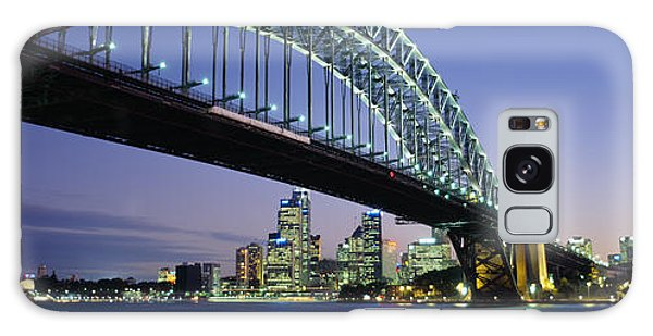 Architecture Galaxy Case - Low Angle View Of A Bridge, Sydney by Panoramic Images