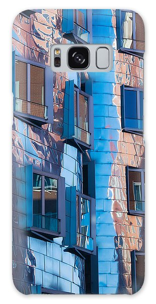 Gehry Galaxy Case - Low Angle View Of A Building, Neuer by Panoramic Images