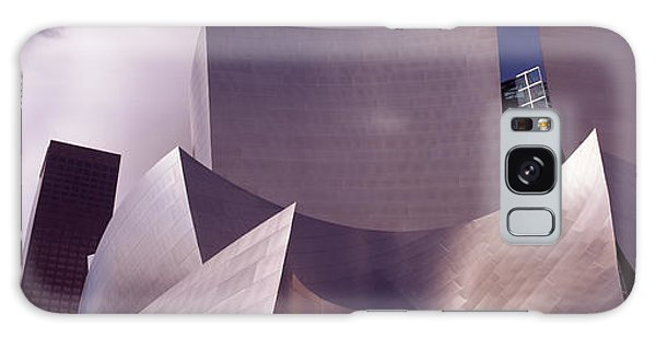 Walt Disney Concert Hall Galaxy Case - Low Angle View Of A Concert Hall, Walt by Panoramic Images