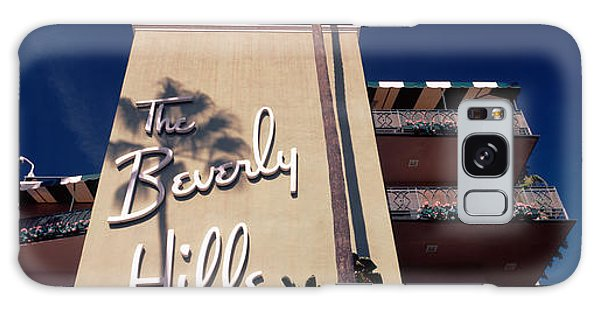 Low Angle View Of A Hotel, Beverly Galaxy Case