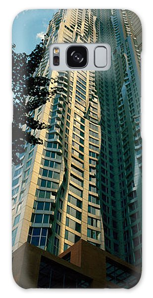 Gehry Galaxy Case - Low Angle View Of An Apartment, Wall by Panoramic Images