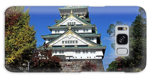 Kansai Galaxy Case - Low Angle View Of The Osaka Castle by Panoramic Images