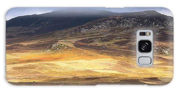Heather Galaxy Case - Low Cloud Over Highlands by Jane Rix