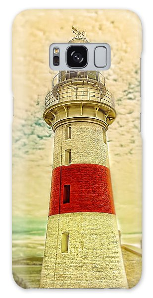 Low Head Lighthouse Galaxy Case