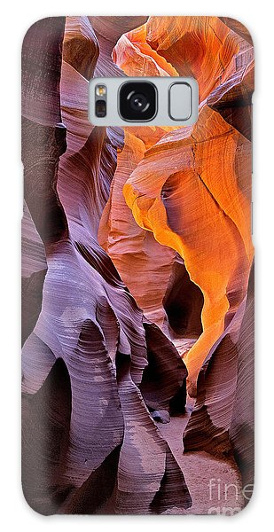 Lower Antelope Glow Galaxy Case by Jerry Fornarotto