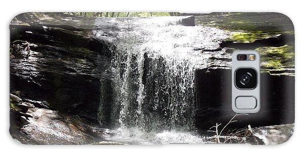 Lower Chapel Brook Falls Galaxy Case