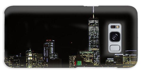 Galaxy Case - Lower Manhattan 2015 by Frank Savarese